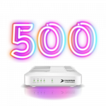 500Mbps broadband with router